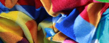 Firemné uteráky s potlačou