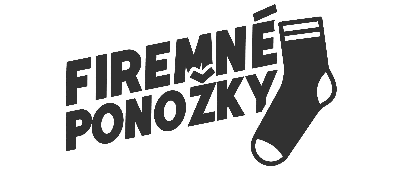 firemne ponozky logo
